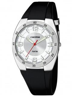 Calypso K5753/1 Uhr Herrenuhr Kunststoff schwarz