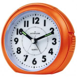 ATRIUM A240-9 Wecker Alarm Analog orange