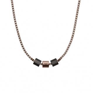 Emporio Armani EGS2433001 Herren Collier SIGNATURE Silber 52 cm - Vorschau