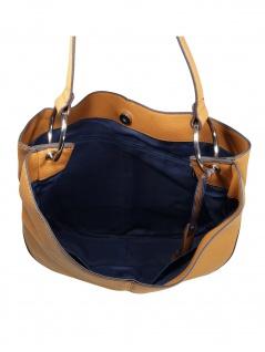 Esprit Damen Handtasche Tasche Henkeltasche Nancy Hobo Braun - Vorschau 2