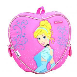 Samsonite Disney Ultimate Backpack S Princess Rosa Rucksack Kinder 7 L