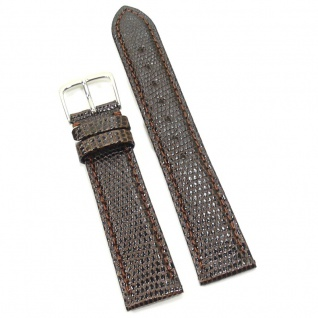 Condor Uhrenband 103302-18-20 Ersatzarmband 18 mm braun Extrakurz