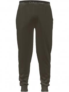 Calvin Klein Herren Jogginghose Jogger Oliv 000NM2175ERBN