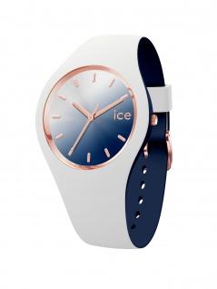 Ice-Watch 016983 ICE duo chic White marine M Uhr Damenuhr Weiß