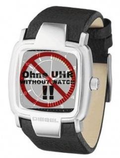 Diesel Uhrband LB-DZ4031 Original Lederband für DZ 4031