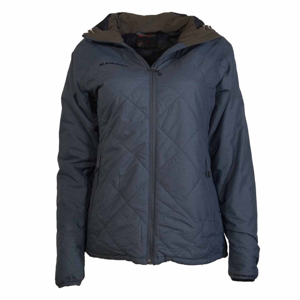 wholesale dealer 3f7b9 73b9d Mammut Winterjacke Jacke Damen Pischa IS Hooded Jacket Blau-Grau XL -  yatego.com