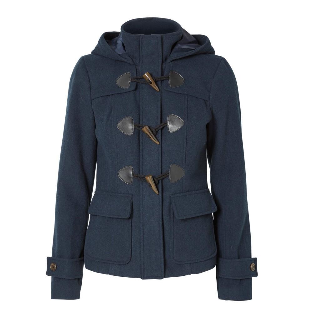 Vero Moda Winterjacke Jacke Damen MELLA Daisy Short Jacket Blau Gr. M 1 ... 069c1c4682