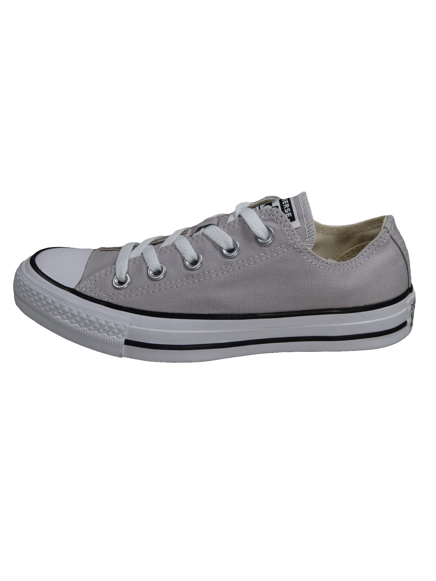 Converse Damen Schuhe CT All Star Ox Violet Ash Leinen Sneakers 36