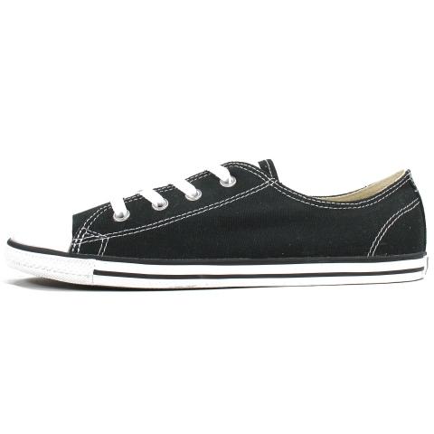 Converse Damen Schuhe CT Dainty Ox Schwarz 530054C Turnschuhe 38, 5
