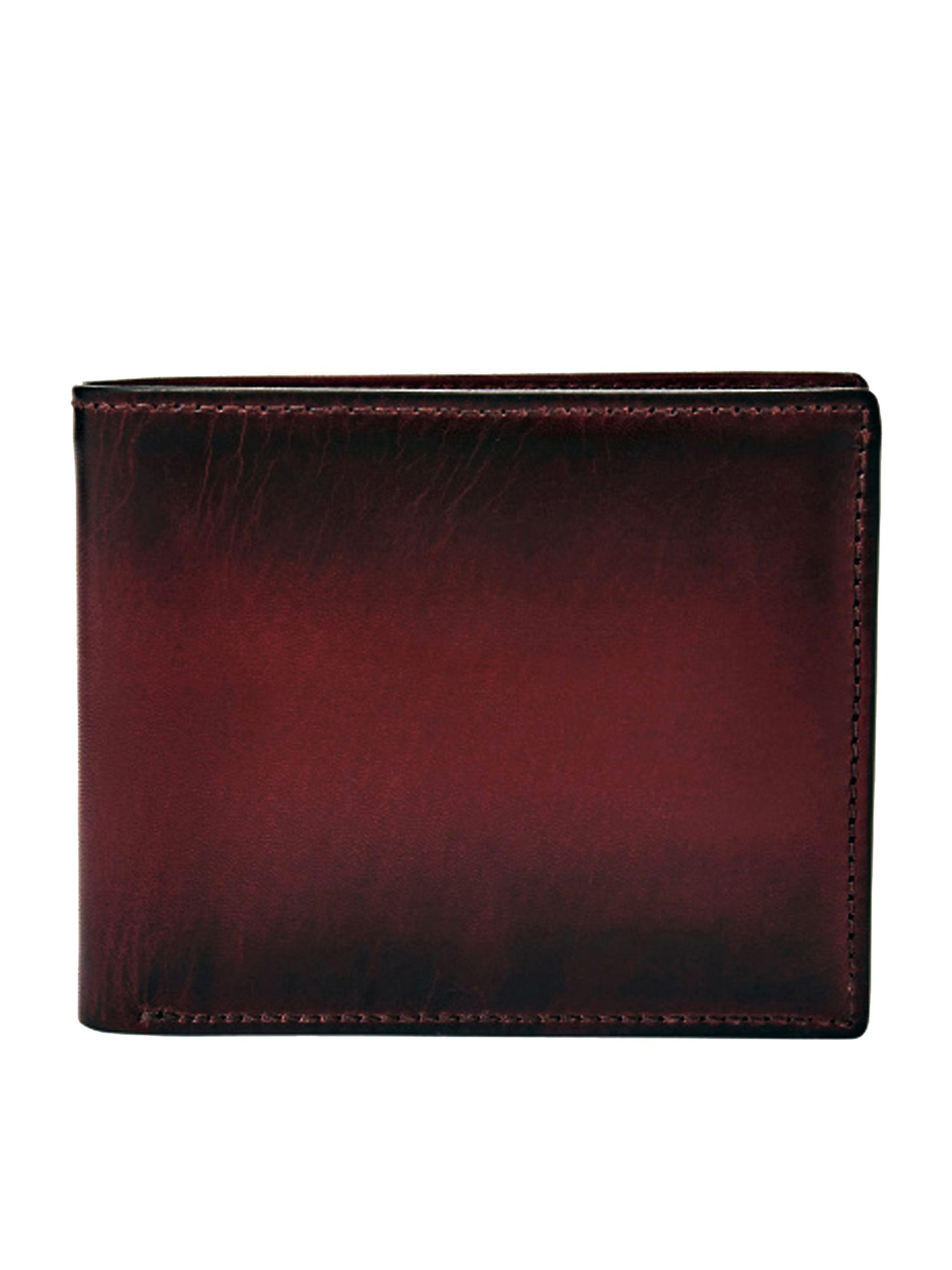457860b2b6cf2 Fossil Herren Geldbörse PAUL Bifold Leder Rot ML3894-603 - Kaufen ...