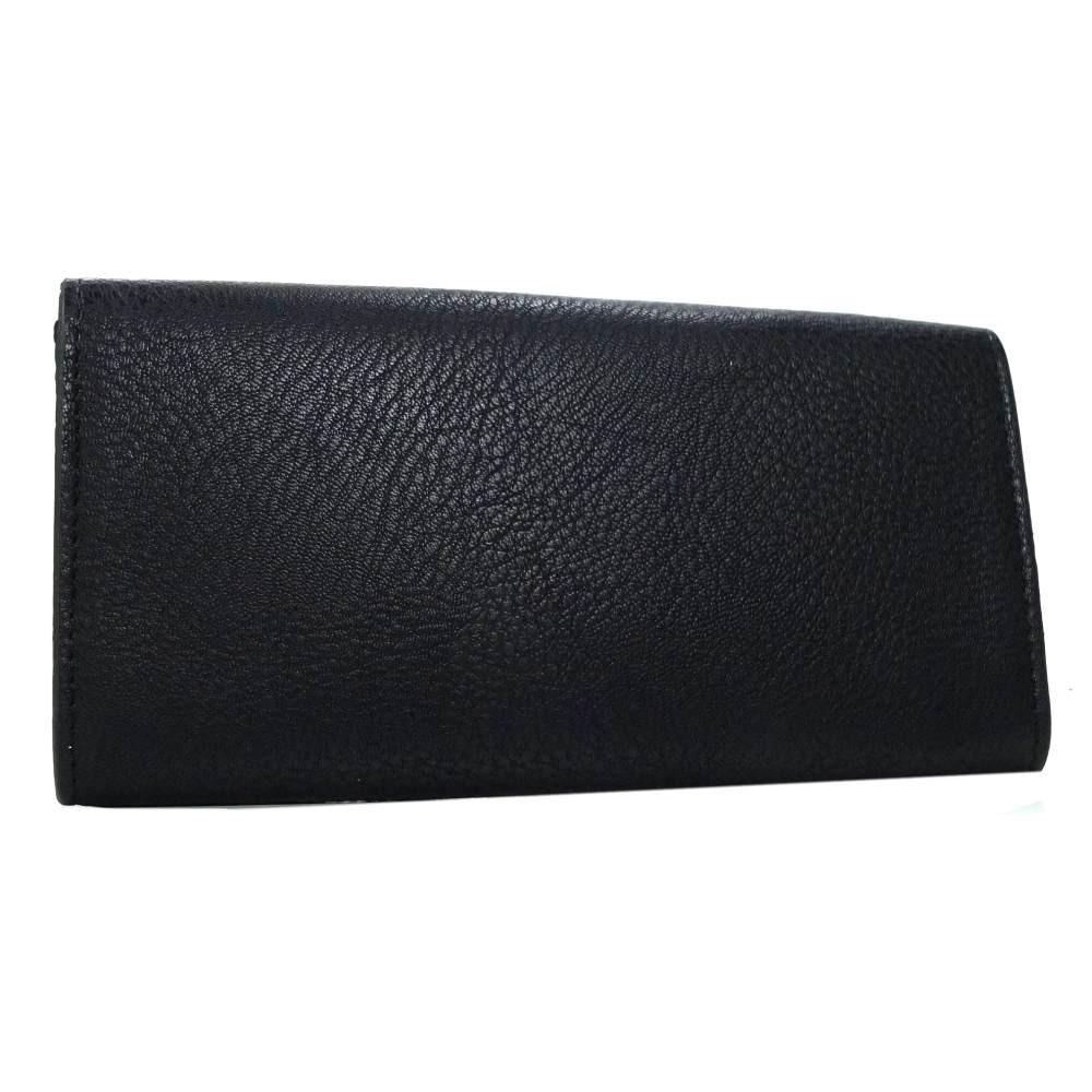 140001 Gabor geldbörse Granada glitter 19.5x10.5x3 60 black