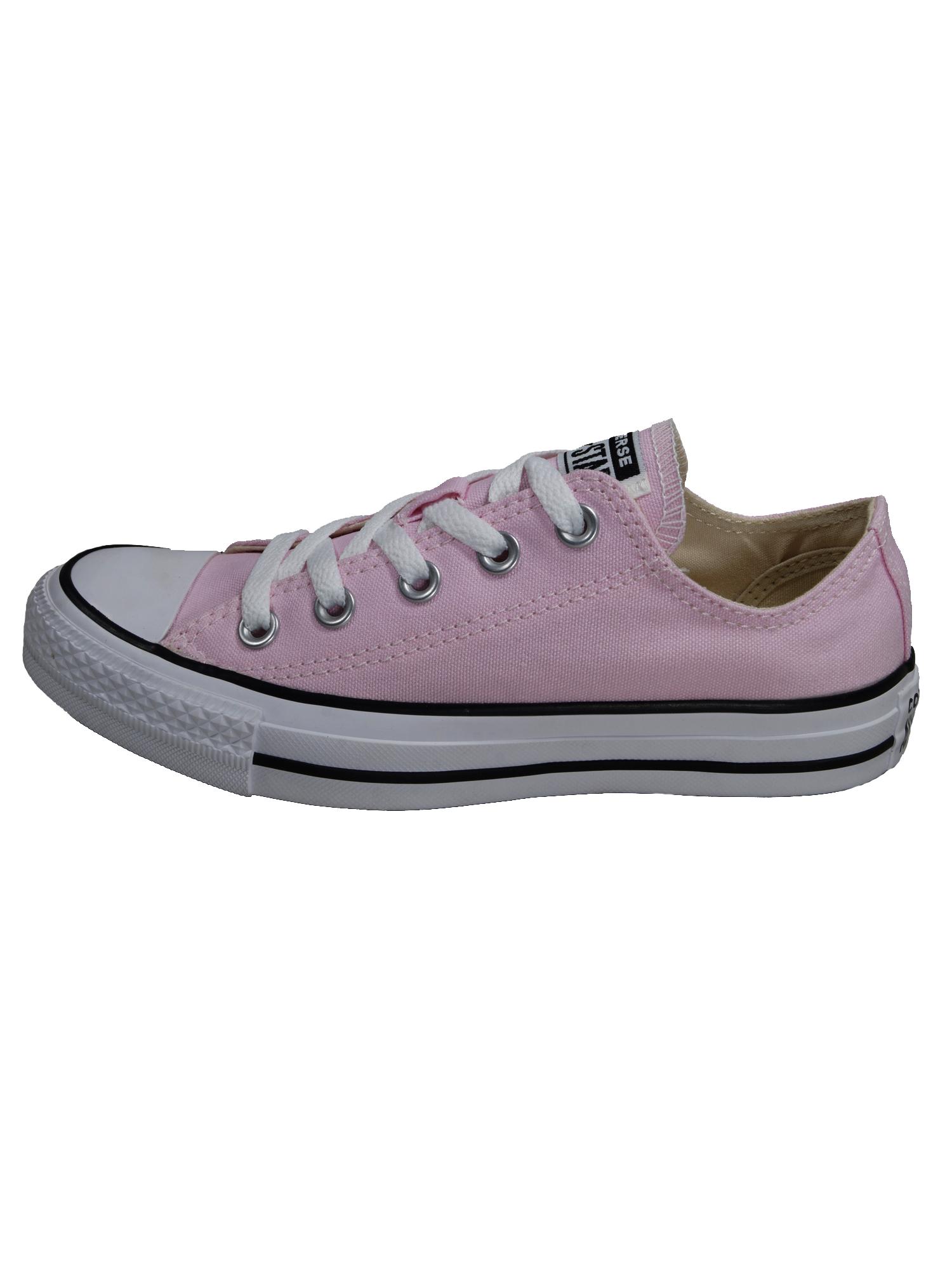 Converse Damen Schuhe CT All Star Ox Rosa Leinen Sneakers Größe 37