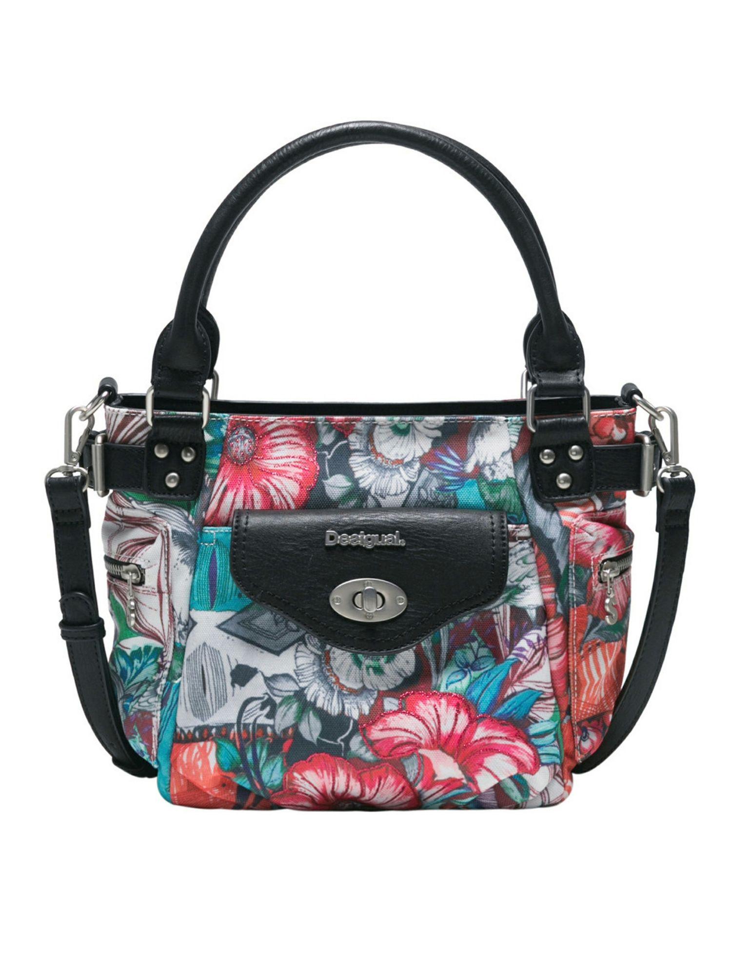25cb245a7487a Desigual Handtasche Tasche YANDI MCBEE MINI Mehrfarbig 18SAXF90-5013 1 ...