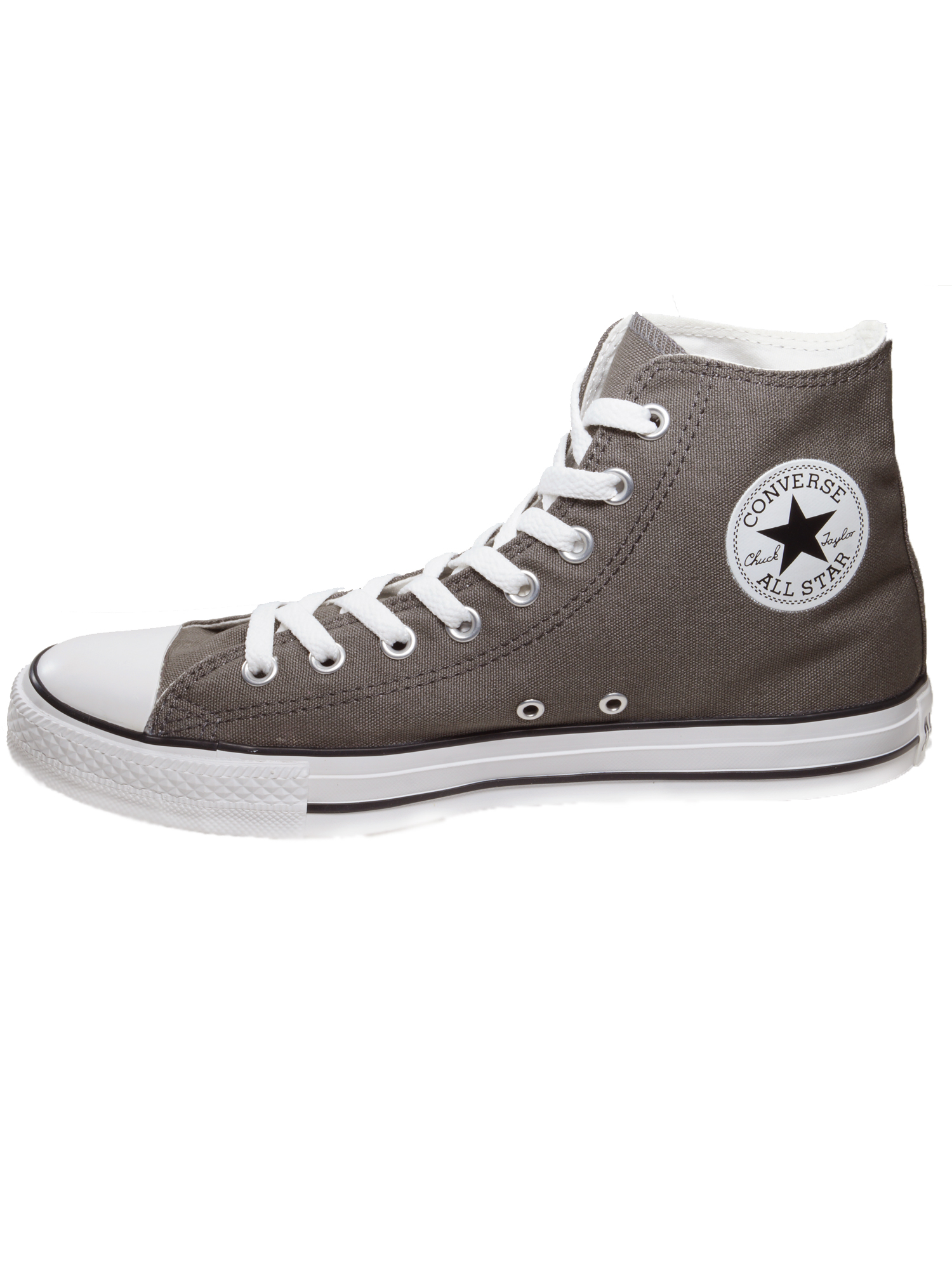 wholesale dealer 59d15 cf271 Converse Herren Schuhe CT Spec Hi Grau Leinen Sneakers Größe 43