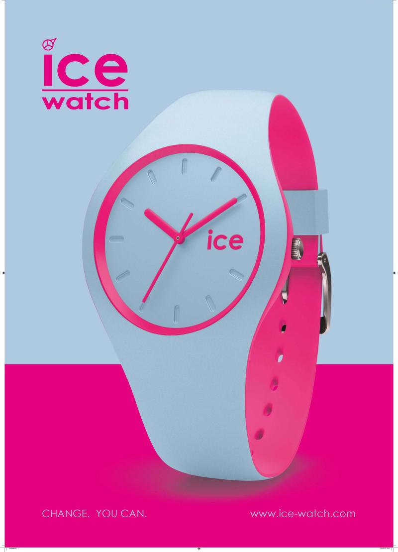 ice watch duo prd s ice duo pink red small uhr. Black Bedroom Furniture Sets. Home Design Ideas