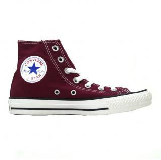 Converse Damen Schuhe All Star Hi Maroon Rot M9613C Sneakers Gr. 37