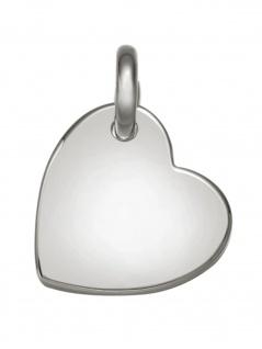 XENOX CHOICE XC5354 Damen Anhänger Herz Silber 925 Silber