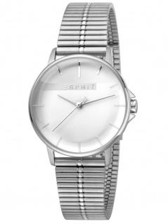 Esprit ES1L065M0065 Fifty-Fifty Uhr Damenuhr Edelstahl Silber