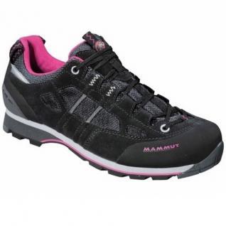 Mammut Redburn Pro Grau-Pink 3030-02370-0713 Outdoor Schuhe Gr. 37, 5