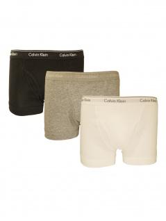Calvin Klein Herren Boxershort 3er Pack Trunk S Mehrfarbig NB1893A-MP1