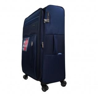 Travelite Capri 4 Rollen Blau 66 cm Trolley 67 L Koffer 89848-20 - Vorschau 2