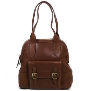 Fossil TATE Braun ZB5645-200 Damen Handtasche Tasche Schultertasche