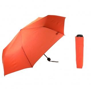 Esprit Mini Basic coral peach Regenschirm Taschenschirm