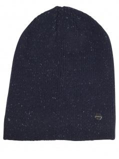 Esprit Damen Hüte Mütze Glimmer Beanie OneSize Blau 118EA1P004-415