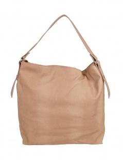 Esprit Damen Handtasche Tasche Henkeltasche Tasha hobo Rosa