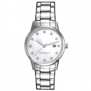 Esprit ES100S62009 esprit-tp100s6 silver mop Uhr Damenuhr Datum silber