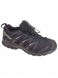 Salomon Herren Schuhe XA PRO 3D GTX Schwarz Wanderschuhe Größe 43 1/3