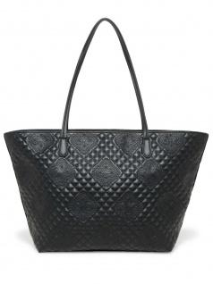 Desigual Damen Handtasche Tasche Shopper CLAUDIA CAPRI ZIPPER Schwarz - Vorschau 3