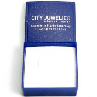 Basic Silber 02.1125 Damen Ohrringe Silber Zirkonia weiß - Vorschau 3
