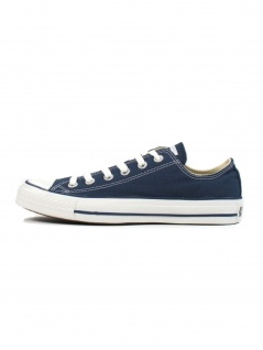 Converse Damen Schuhe All Star Ox Blau M9697C Sneakers Gr. 39, 5
