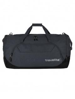 Travelite Herren Reisetasche Sporttasche KICK OFF XL Schwarz 6916-04