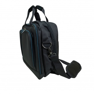 "Travelite Crosslite Bordtasche 16"" Grau 30 cm Trolley 89504-04"