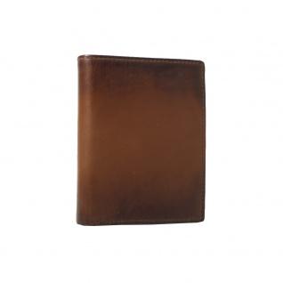 Fossil Geldbörse Paul RFID International Braun Herren Leder Börse