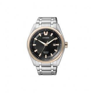 Citizen AW1244-56E Uhr Titan schwarz - Vorschau