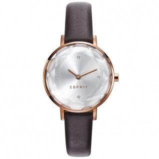 Esprit ES109312003 ESPRIT-TP10931 BROWN Uhr Damenuhr Leder braun