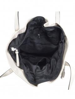 Esprit Damen Handtasche Tasche Henkeltasche Darcy Shopper Beige - Vorschau 2