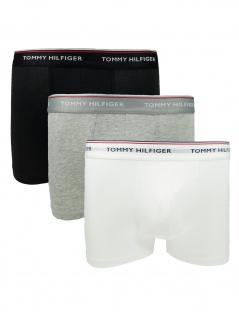 Tommy Hilfiger Herren Boxershort 3er Pack Trunk Gr. L Mehrfarbig