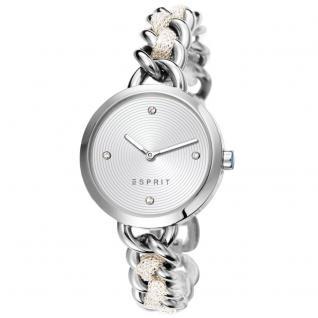 Esprit ES107952001 lily silver Uhr Damenuhr Edelstahl silber