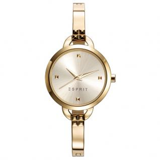 Esprit ES109372002 TP10937 YELLOW GOLD Uhr Damenuhr Edelstahl gold