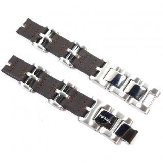 Fossil Uhrband LB- ES2103 Original Lederband ES2103