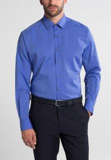 Eterna Herren Hemd Langarm Comfort Fit 3070/16/E18E Blau XXL/45 - Vorschau 3