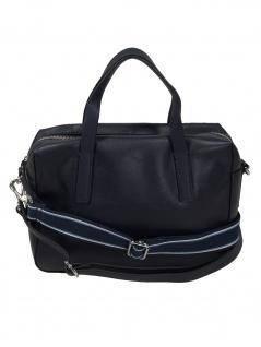 Esprit Damen Handtasche Tasche Ally City Bag Blau 010EA1O312-400