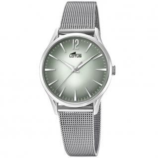 LOTUS 18408-4 REVIVAL Uhr Damenuhr Edelstahl silber