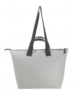 Esprit Damen Handtasche Tasche Shopper Lena shopper Grau 019EA1O040