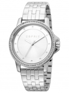 Esprit ES1L143M0055 Dress Silver MB Uhr Damenuhr Edelstahl silber