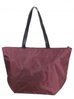 Esprit Damen Handtasche Tasche Shopper Cleo Shopper Rot 088EA1O050-600